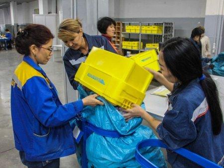 Ситуацию с почтовым обменом между Казахстаном и Китаем объяснили в Казпочте