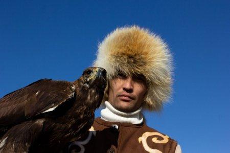 Зов предков: Житель Мангистау запечатлел степную охоту