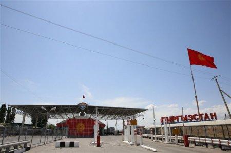 Кыргызстанско-казахстанская граница переполнена