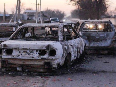 После трагедии в Кордае Токаев уволил несколько акимов и руководителей полиции
