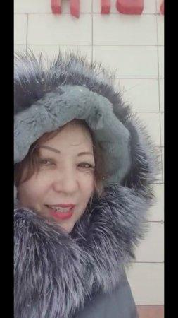 """""""А у нас в Актау снег""""- часть 2"""
