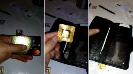 """Чип, """"крадущий деньги"""" с карты, нашел в кошельке казахстанец"""