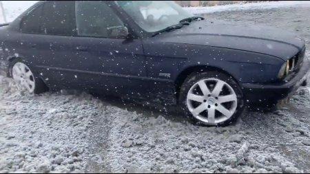 Снежный дрифт ВИДЕО
