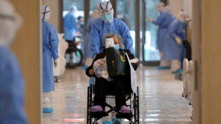 Число инфицированных коронавирусом резко возросло