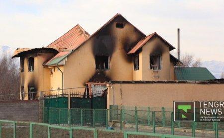 185 человек пострадали, 47 авто сгорело. Акимат назвал цифры по Кордайскому конфликту