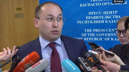 Министр, комментируя «наказание» за цитирование Айсултана Назарбаева, сослался на мораль