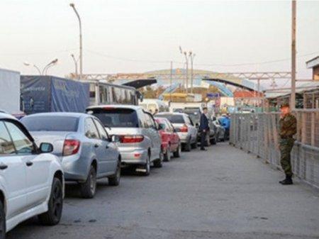 """В """"Кордае"""" вводятся ограничения по пропуску лиц, транспорта и товаров"""