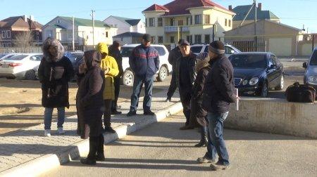 В Актау пенсионеры МВД жалуются на выселение их департаментом полиции из квартир