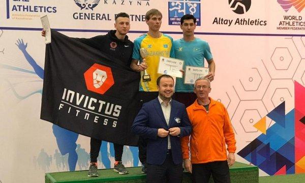 Актауские легкоатлеты стали призёрами чемпионата и Кубка страны