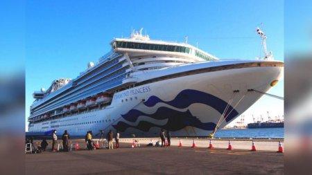 Казахстанцы с лайнера Diamond Princess находятся на карантине в Нур-Султане