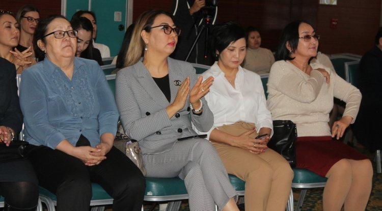 ТОО «Тенгизшевройл» в лице неправительственных организаций представил реализованные проекты  в Мангистау