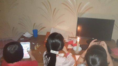 Отключение электричества частного дома зимой, в добавок в это время двое детей были в доме
