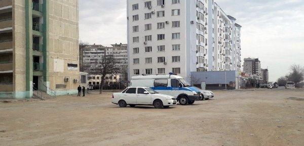 Возле площади «Ынтымак» в Актау выставили ограждение