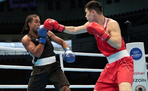 Бекзад Нурдаулетов завоевал лицензию на Олимпиаду