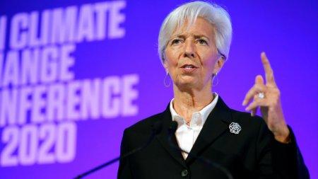 Об угрозе повтора кризиса 2008 года заявила глава Европейского центробанка