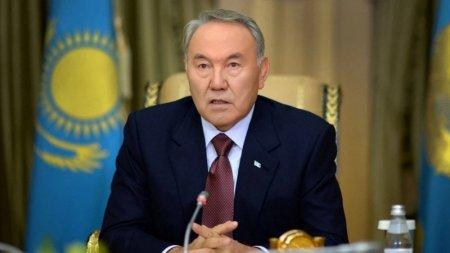 Назарбаев обратился к народу