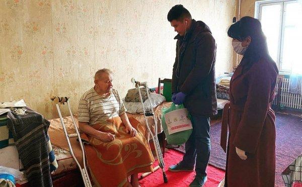 Медиков Актау поблагодарили и поздравили с Наурызом