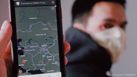 7 новых заразившихся коронавирусом зафиксировали в Казахстане