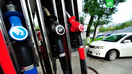 Производителей экспортного бензина освободили от уплаты акцизов до конца года в Казахстане