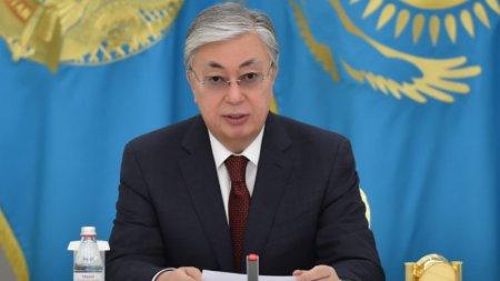 Заявление Президента Казахстана Касым-Жомарта Токаева