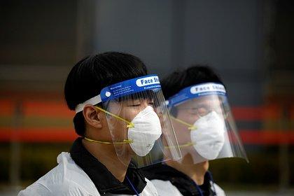 В Южной Корее у десятков переболевших пациентов повторно выявили коронавирус