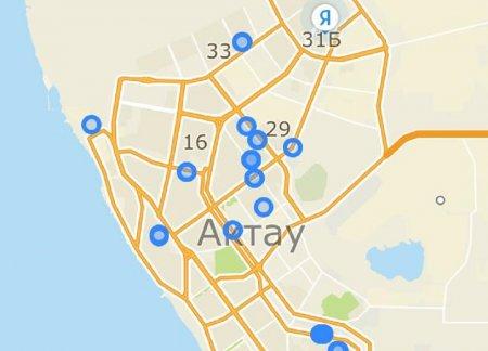 Рассылку со списком опасных участков в Актау санитарные врачи назвали фейком