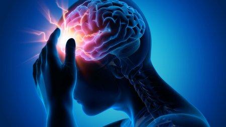 Как коронавирус повреждает мозг - учёные