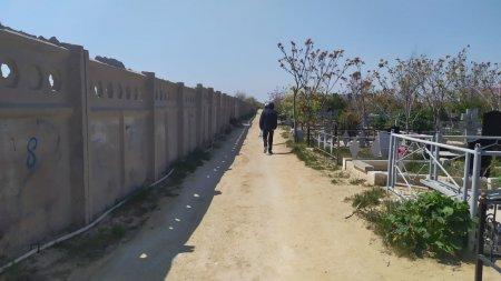 Акимат Актау: Посещение городского кладбища во время карантина запрещено