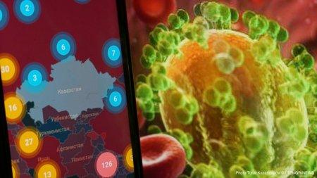 7 новых случаев заражения коронавирусом выявили в Казахстане