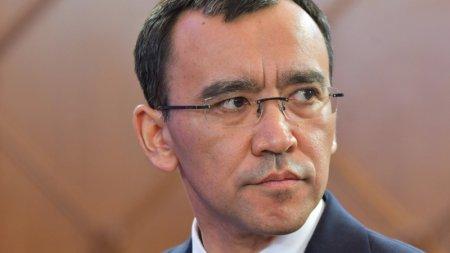 Маулен Ашимбаев назначен сенатором