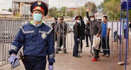 Внутри Алматы разрешили свободно передвигаться пешком и на личном автомобиле