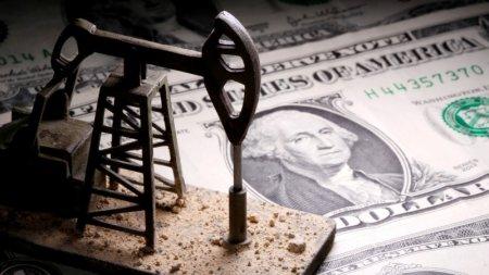 Цена нефти Brent поднялась выше 35 долларов за баррель