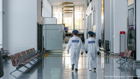 Карантин смягчат в аэропортах Казахстана