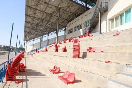 На ремонт спортивного стадиона в Жанаозене выделили 200 миллионов тенге