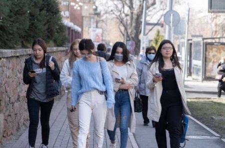 Штраф до 1,3 млн тенге грозит за отсутствие маски в Алматы