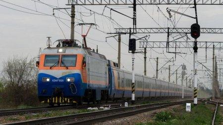 Как будут запускать поезда в Казахстане