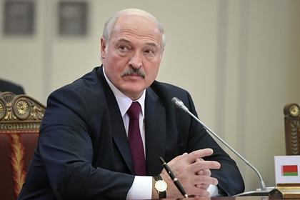 Лукашенко рассказал о стремлении других стран «наклонить» Белоруссию