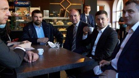 Президента Украины оштрафовали за нарушение карантина