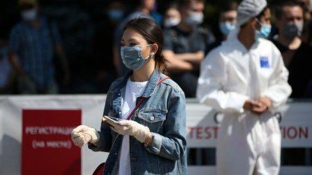 474 зараженных коронавирусом выявили за сутки в Казахстане