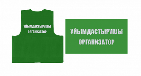 Организаторов мирных собраний в Казахстане могут обязать носить зеленые жилеты