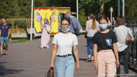 461 человек заразился за сутки коронавирусом в Казахстане