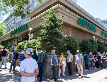 Препараты, которые скупают казахстанцы в аптеках, не лечат коронавирус – Цой