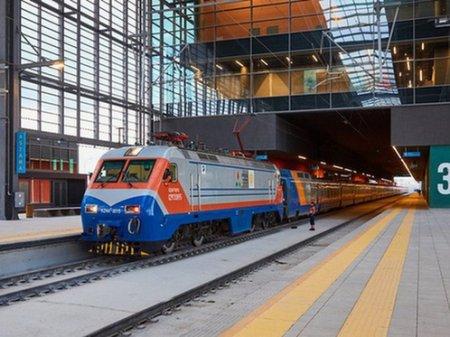 График движения пассажирских поездов изменен в РК в связи с карантином