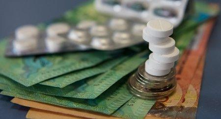 Предельные цены на лекарства опубликовал Минздрав РК