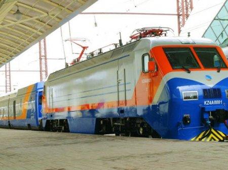 Ещё несколько поездов отменят в Казахстане с 8 июля