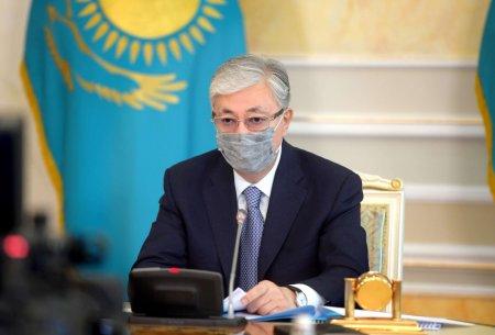 Телевизионное обращение Касым-Жомарта Токаева (Прямая трансляция)