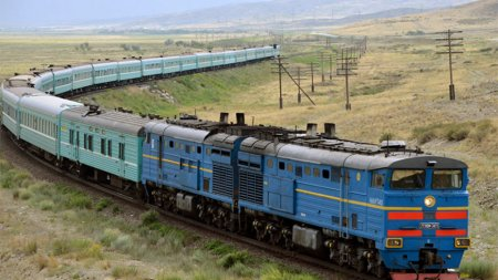 Курсирование каких поездов еще отменили в Казахстане