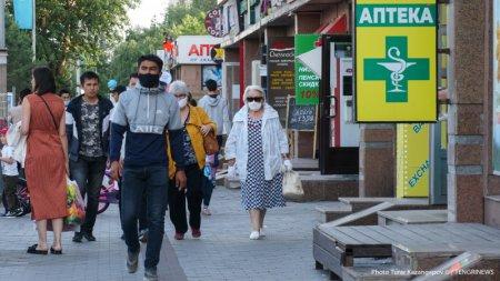 Казахстан вошёл в 30-ку стран мира по числу заражённых COVID-19
