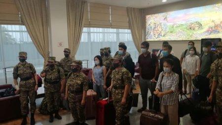 Военные врачи прибыли в Мангистау