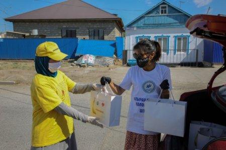 Атыраусцам бесплатно раздают лекарства на сумму 30 миллионов тенге